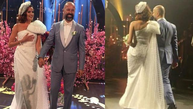 Oyuncu Seda Güven evlendi