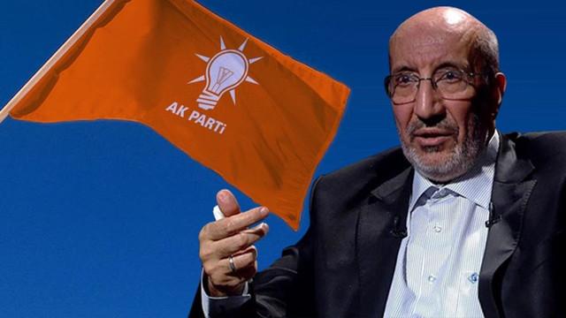 """Abdurrahman Dilipak'tan """"AK Parti'de değişim"""" sinyali"""