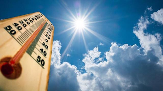 Meteoroloji uyardı sıcaklıklar artıyor!