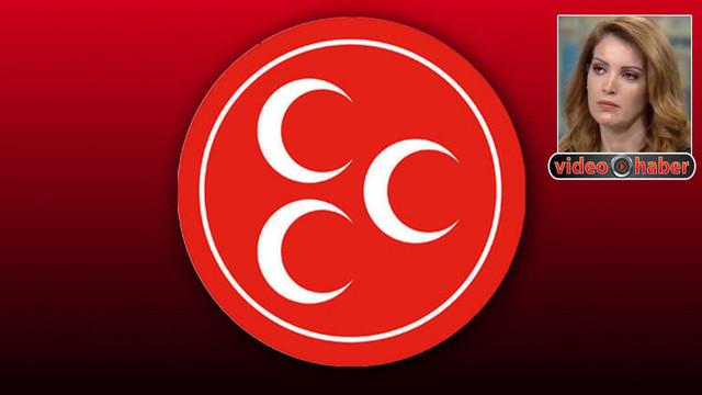 MHP canlı yayında Nagehan Alçı'ya sert tepki gösterdi!