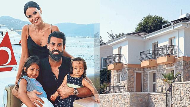 Volkan Demirel Marmaris'te 2.5 milyonluk villa aldı