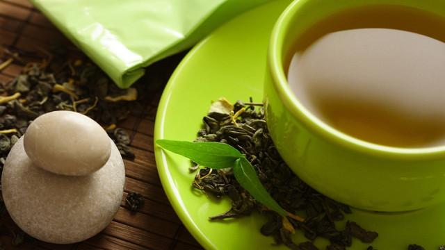 Vitamin ve mineral deposu: Yeşil çay
