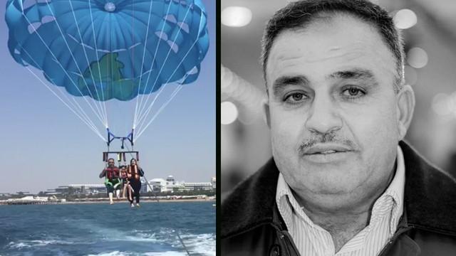 Antalya'da feci ölüm! Denize çakıldı