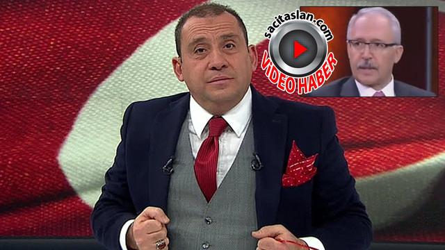 """Abdülkadir Selvi: """"Erkan Tan'dan Erdoğan da rahatsız"""""""