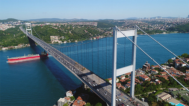 FSM Köprüsü'nde 17 Ağustos'a kadar bakım çalışması var