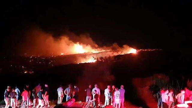 Kıbrıs'ta şiddetli patlama!