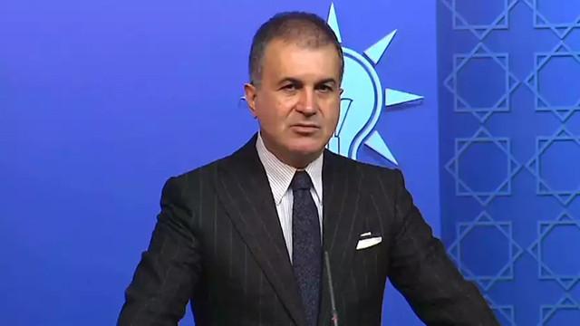 """AK Parti Sözcüsü Çelik: """"Derhal serbest bırakılmalarını istiyoruz"""""""