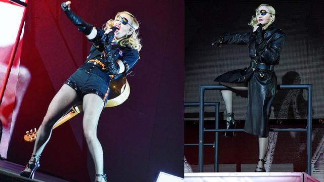 Madonna'yı gururlandıran konser