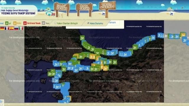 İstanbul'da deniz suyu analizleri yapıldı