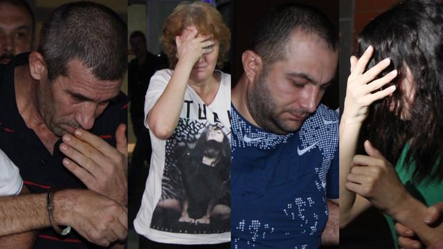 Sarar çiftini darp ve gasp eden zanlılar Eskişehir'de