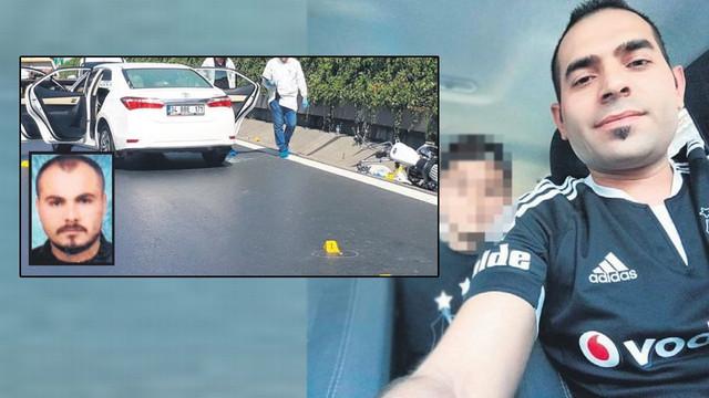 Motosikletli şehir eşkıyası genç adamı öldürdü!