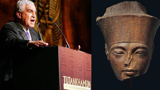 Tutankamon büstü 4.75 milyon pounda satıldı