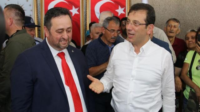 """Ekrem İmamoğlu: """"Hepimiz dostuz"""""""