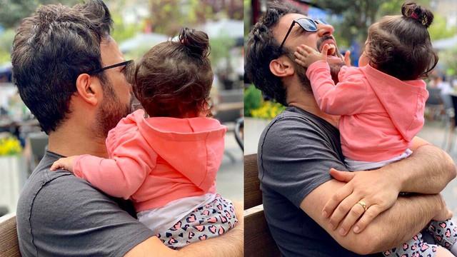 Tarkan'ın kızı 1 yaşına basıyor!