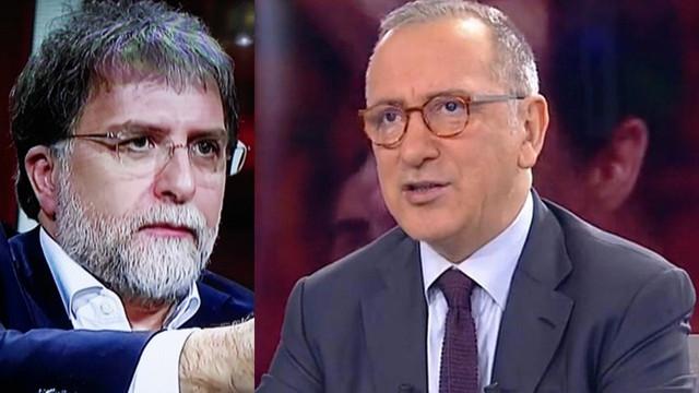 Fatih Altaylı'dan Ahmet Hakan'a sert eleştiri