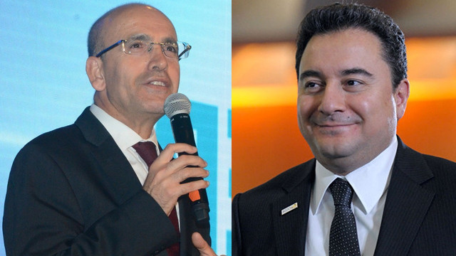 Mehmet Şimşek'ten Ali Babacan sorusuna flaş yanıt!