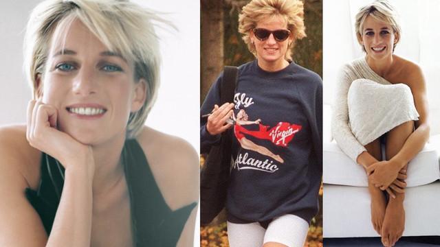 Prenses Diana'nın 22 yıldır yıkanmayan sweatshirt'ü satıldı