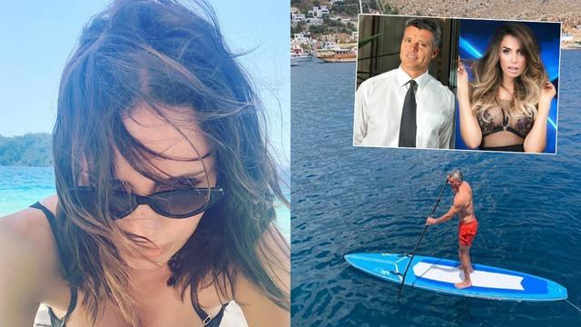 Emina Jahovic ve Sadettin Saran'ın barış tatili