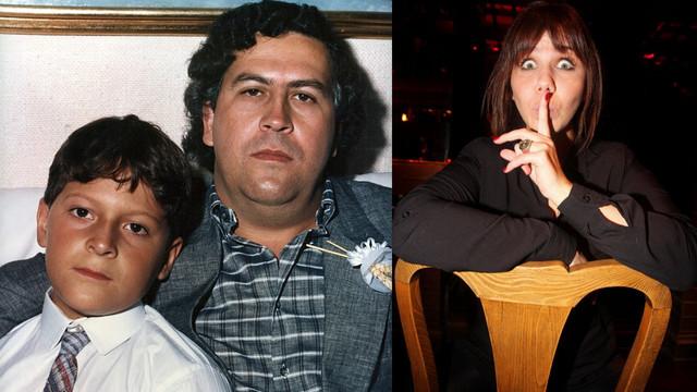 Uyuşturucudan ceza alan Pucca'ya Escobar'ın oğlundan olay hamle