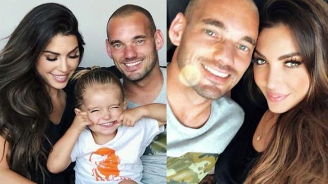 """Wesley Sneijder: """"Sadece beyinsizler her okuduklarına inanır"""""""