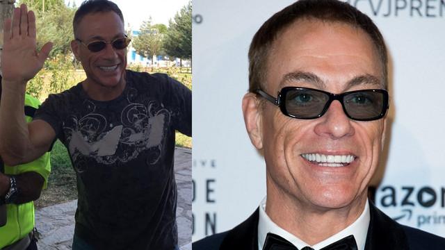 Jean-Claude Van Damme Bodrum'dan vazgeçemiyor
