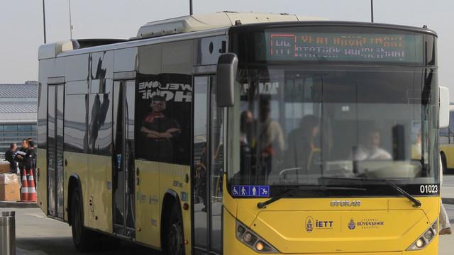 """İBB: """"Kurban Bayramı'nda toplu taşıma ücretsiz"""""""