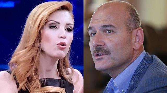 "Nagehan Alçı: ""Süleyman Soylu aradı, söz verdim"""