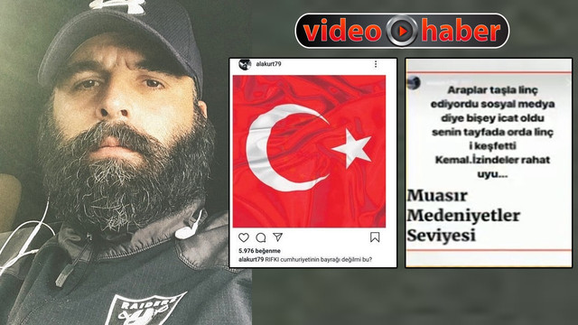 Mehmet Akif Alakurt'un son skandalı bardağı taşırdı!