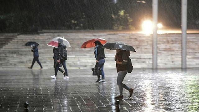 Meteoroloji'den 4 il için sağanak yağış uyarısı!