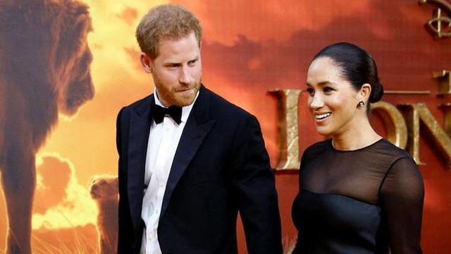 Prens Harry ve Meghan Markle'a İngiliz halkından büyük tepki!