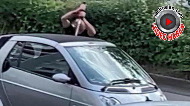 Almanya'da kılıçlı cinayet vahşeti!