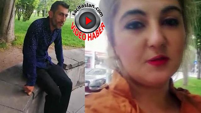 Talihsiz kadın katilinin görüntülerini çekmiş