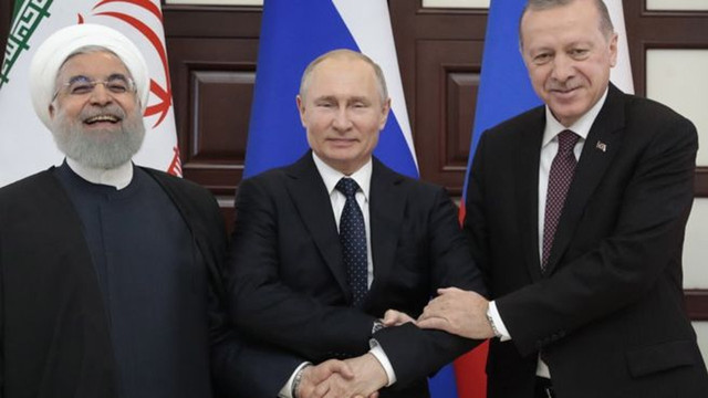 Üç lider Suriye için Eylül ayında İstanbul'a geliyor
