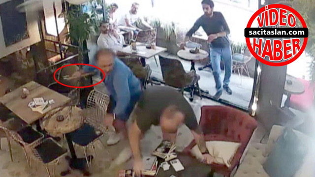 İstanbul'un göbeğinde keserli saldırı!