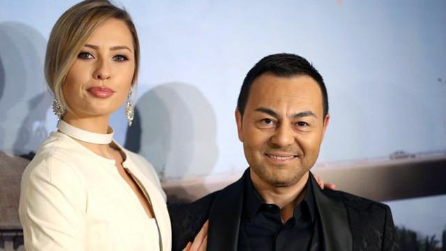 Serdar Ortaç - Chloe Loughnan çifti tek celsede boşandı!