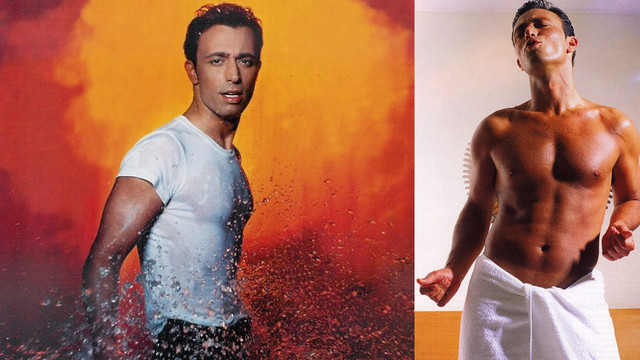 """Hangi ünlü aktör, Mustafa Sandal'ın """"karizma koçu"""" oldu?"""