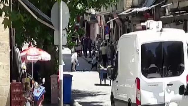 Şanlıurfa'da kadın canlı bomba yakalandı!