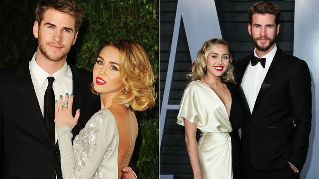 Miley Cyrus ve Liam Hemsworth ayrıldı!