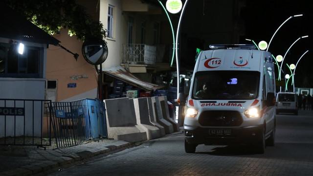 Tunceli'de dayı dehşeti!