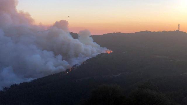 İzmir'deki yangın 54 saat sonra kontrol altına alındı