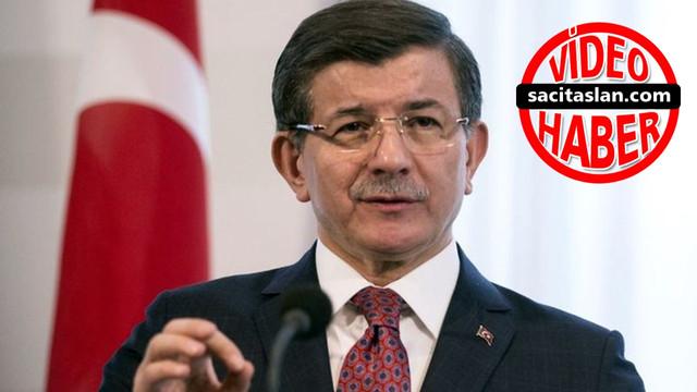 """Ahmet Davutoğlu: """"Konuşursam insan içine çıkamazlar"""""""