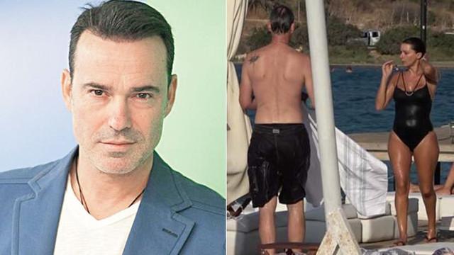 Murat Başoğlu sevgilisiyle görüntülendi