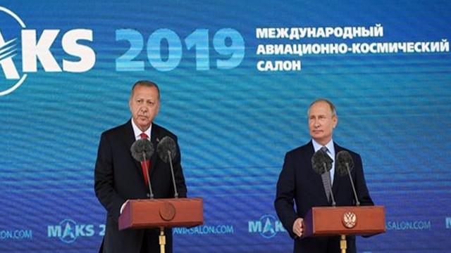Erdoğan - Putin görüşmesinde çarpıcı mesajlar