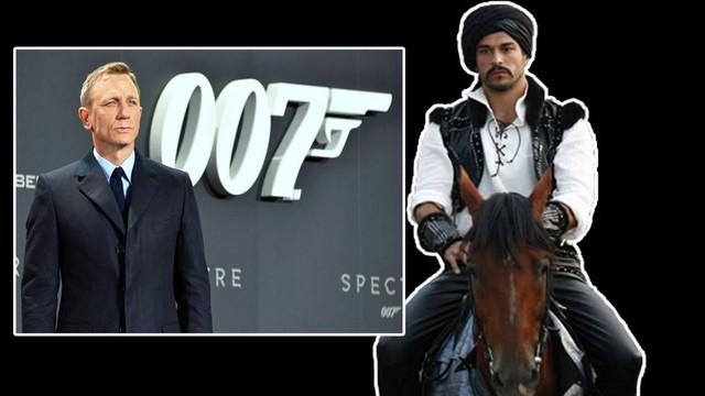 Burak Özçivit hakkında flaş '007 James Bond' detayı!