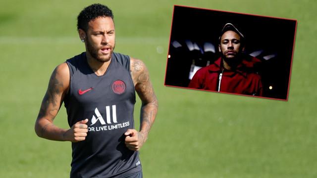 La Casa de Papel'de Neymar sürprizi