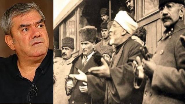 Yılmaz Özdil'den Atatürk'ün adını anmayan Diyanet İşleri Başkanlığı'na tepki