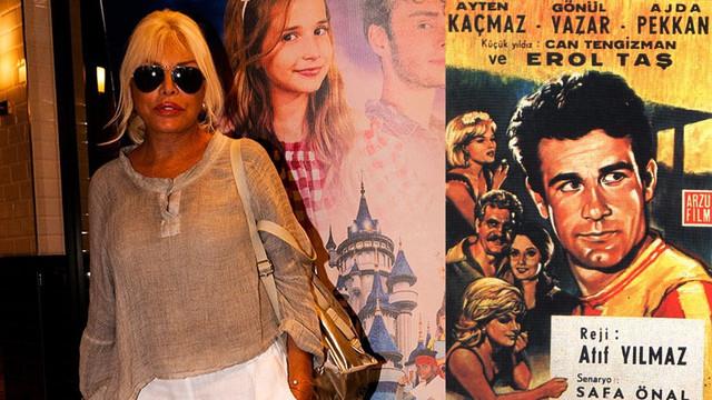 Ajda Pekkan sinemaya sıcak bakıyor