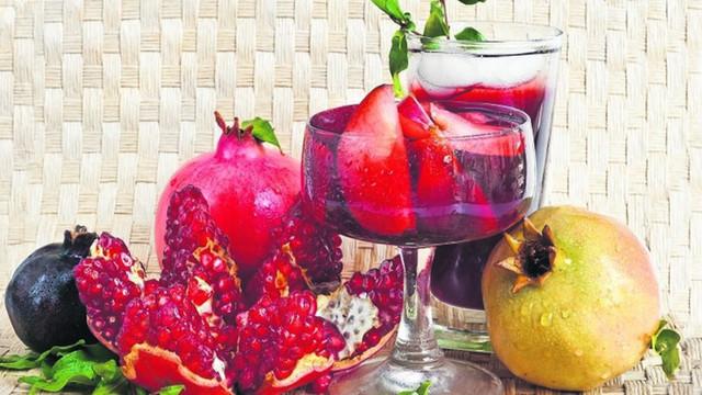 Nar suyu, prostat kanseriyle savaşıyor