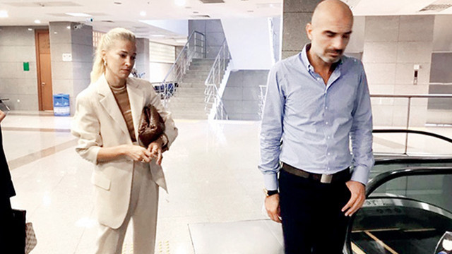 Burcu Esmersoy ve Berk Suyabatmaz boşandı