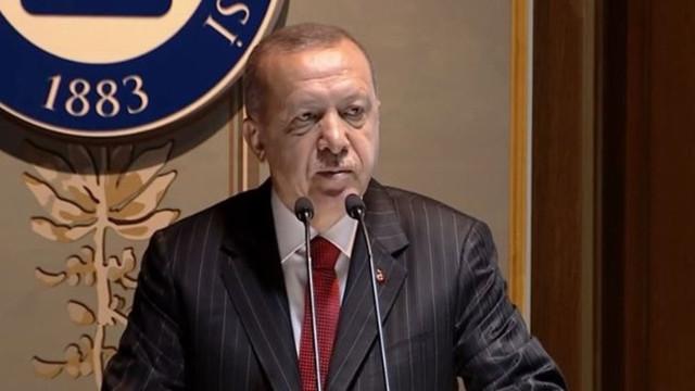 Cumhurbaşkanı Erdoğan'dan 'faiz' mesajı